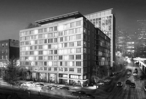 South End boston apartments