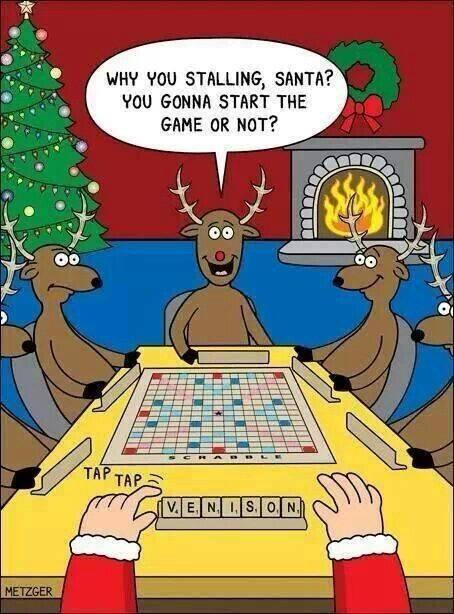 Holiday humor