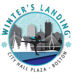 Boston ice skating rink