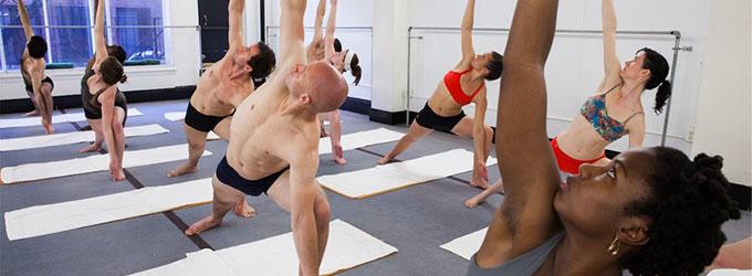 Boston singles yoga