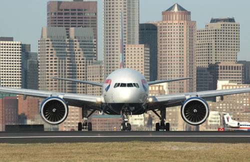 Travel, air travel, Boston