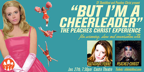 Peaches Christ, San Francisco, Castro Theatre