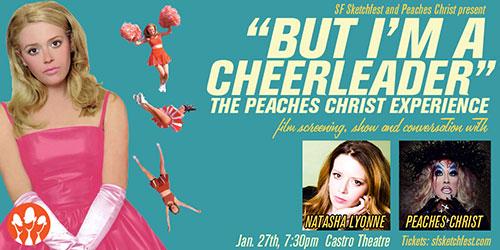 Peaches Christ, San Francisco, Castro Theatre