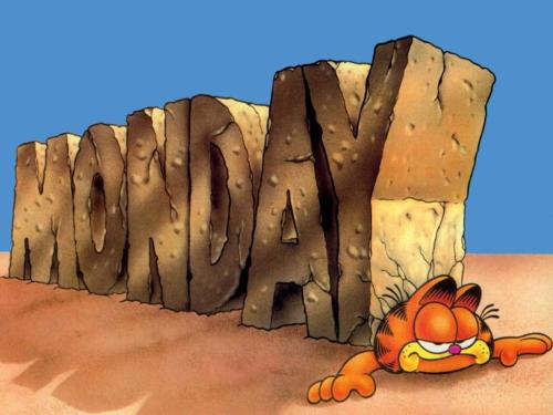 Garfield, Humor