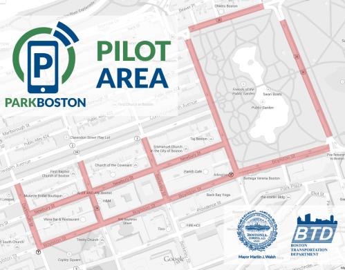 Boston parking, parking meters