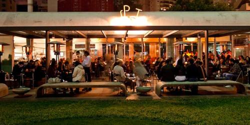 Dining in Sao Paulo
