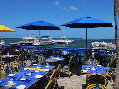 dining in Caribbean, Grand Cayman