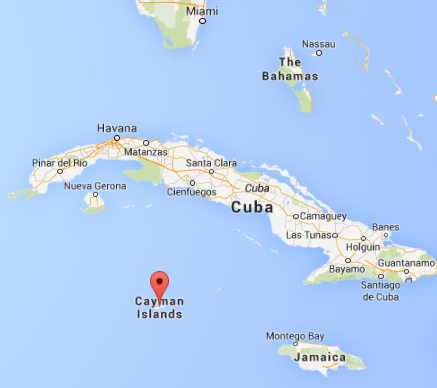 Cayman Island Population