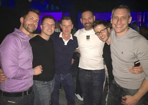 Charlotte, gay club