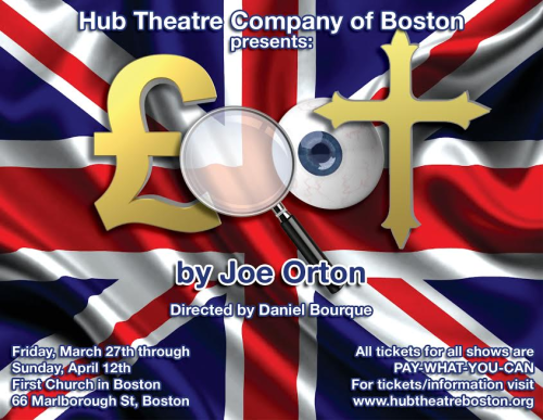 Hub Theatre Company of Boston, performing arts