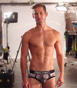 max emerson, underwear, Willam Belli