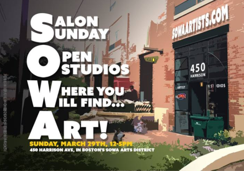 Salon Sunday SoWa