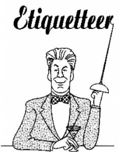 etiquetteer