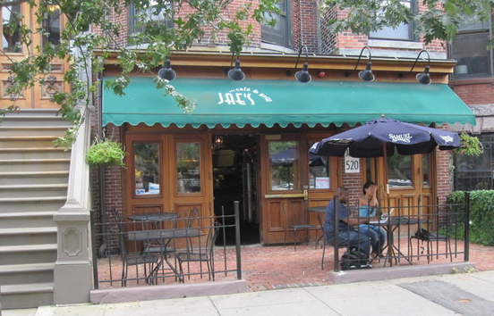 Jae\'s Cafe in the South End may be replaced by new restaurant | BosGuy