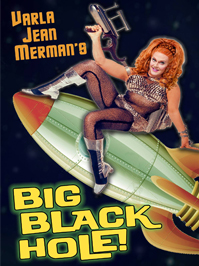 Big Black Hole, Jeffery Roberson, Ptown, theater, drag queens, drag performers