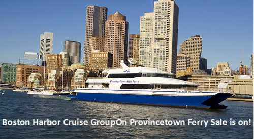 Boston Harbor Cruise, Provincetown