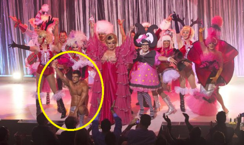 Australia, drag queen