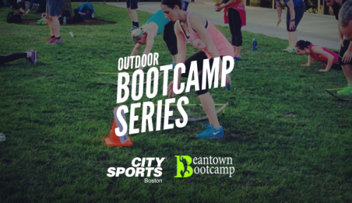 Outdoor Bootcamp Series from City Sports and Beantown Bootcamp