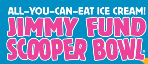 Scooper Bowl Jimmy Fund all you can eat ice cream in Boston