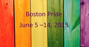 Boston Pride 2015