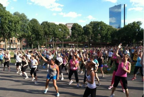 Boston Moves, Summer fitness programs
