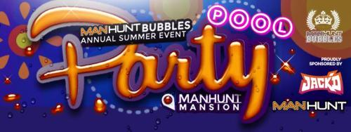 Manhunt Pool Party
