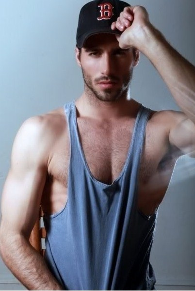 tank top, kyle, fitness, Temptation Tuesday