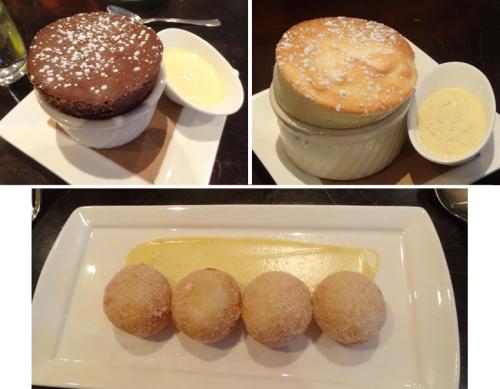 Bistro du Midi dessert