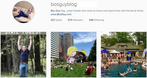BosGuy Instagram