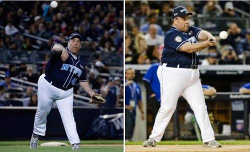 humor, baseball