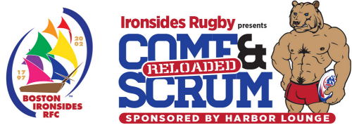 Ironsides rugby, boston gay rugby, boston sports