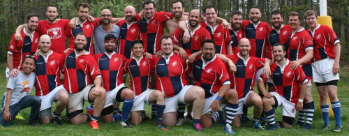 Ironsides Gay Rugby Team