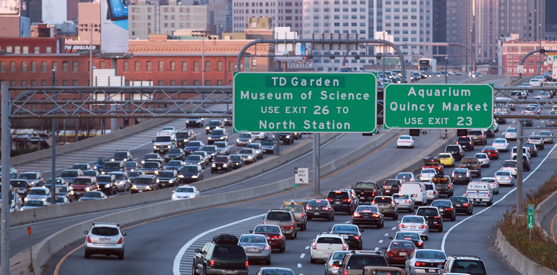 Boston traffic is ranked 7th worst in nation | BosGuy
