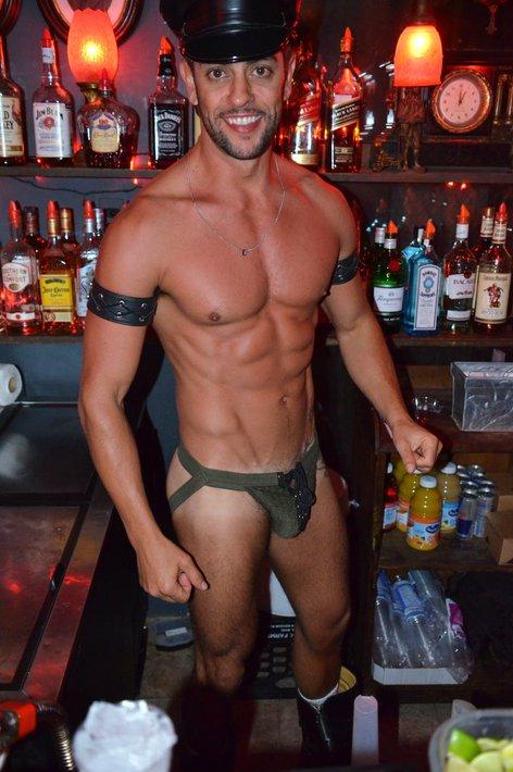Provincetown sex party