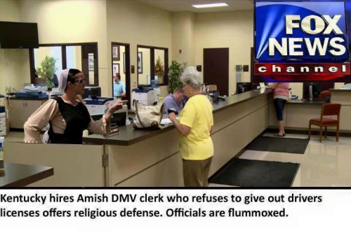 Kim Davis, Marriage Equality,
