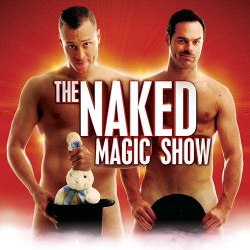 Naked Magic Show