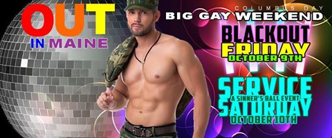 Big Gay Weekend Ogunquit