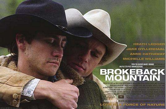 Brokeback gay mountain