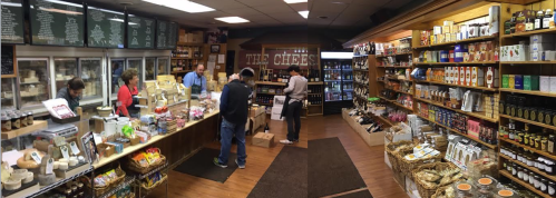 Wasik's Cheese Shop has been serving customers since 1964.