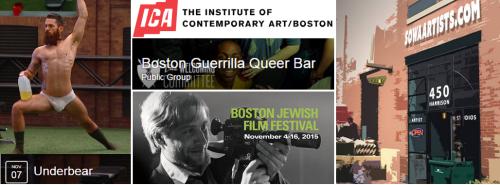 LGBT, Gay life in Boston