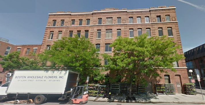 700 New Apartments Proposed In The South End