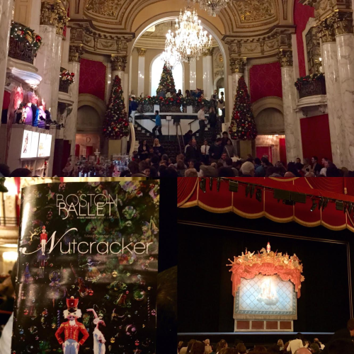 Boston Ballet The Nutcracker at the Opera House