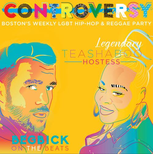 Controversy at Machine LGBT Boston