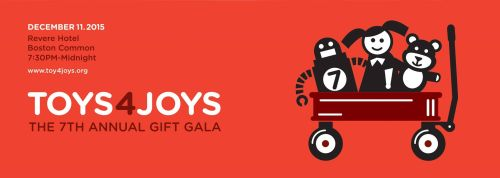 Toys 4 Joys Boston 2015