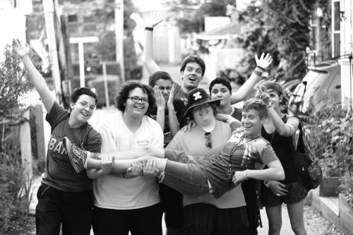 Transforme LGBT Film Boston