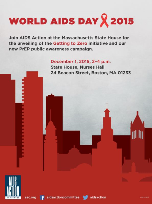World AIDS Day AIDS Action Committee