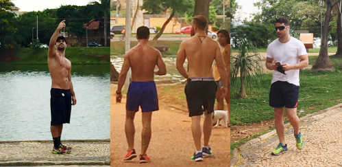 Brazilian Men