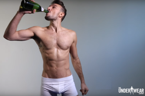 Underwear traditions for New Year's Eve, NYE