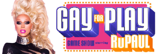 Gay for Play with RuPaul on Logo TV