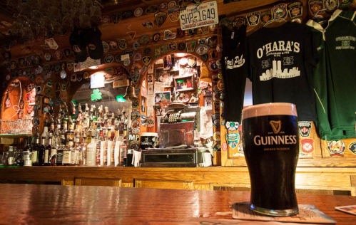 O'Hara's Pub NYC Guinness